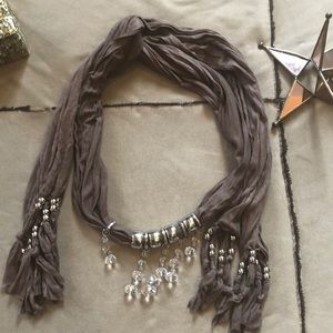 Accessories - Bundle of 3 scarves with jewel detail